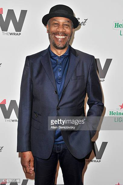 Actor Joe Morton arrives at TheWrap's 2nd Annual Emmy Party at The London Hotel on June 11 2015 in West Hollywood California