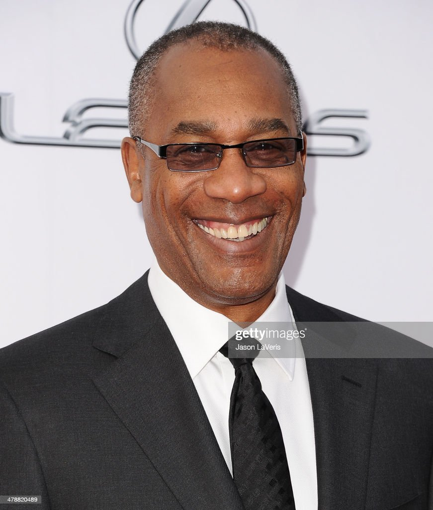 Actor <a gi-track='captionPersonalityLinkClicked' href=/galleries/search?phrase=Joe+Morton&family=editorial&specificpeople=243160 ng-click='$event.stopPropagation()'>Joe Morton</a> attends the 45th NAACP Image Awards at Pasadena Civic Auditorium on February 22, 2014 in Pasadena, California.