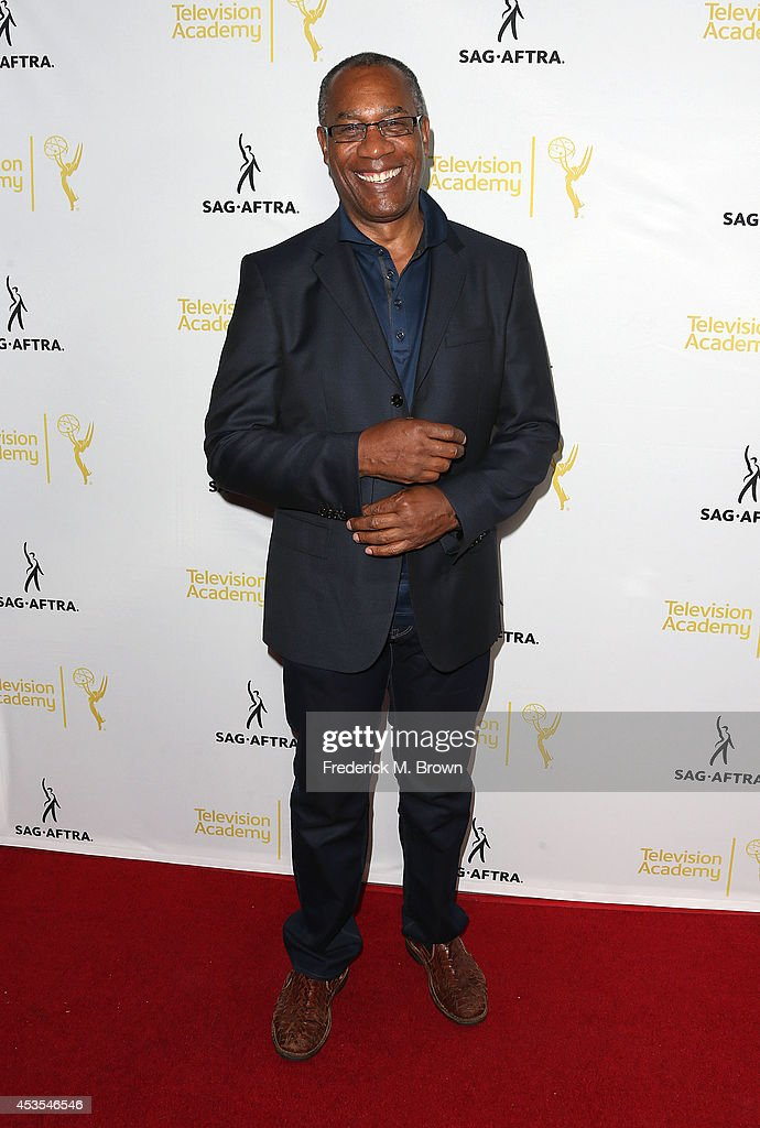 Actor Joe Morton attends the Television Academy and SAG-AFTRA Presents Dynamic & Diverse: A 66th Emmy Awards Celebration of Diversity at the Leonard H. Goldenson Theatre on August 12, 2014 in North Hollywood, California.
