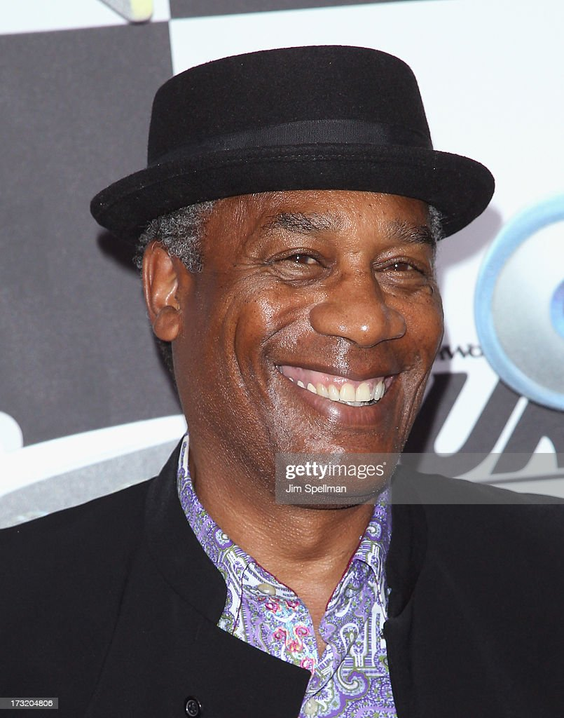 Actor <a gi-track='captionPersonalityLinkClicked' href=/galleries/search?phrase=Joe+Morton&family=editorial&specificpeople=243160 ng-click='$event.stopPropagation()'>Joe Morton</a> attends the 'Turbo' New York Premiere at AMC Loews Lincoln Square on July 9, 2013 in New York City.
