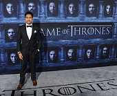 Actor Joe Naufahu arrives at the premiere of HBO's 'Game Of Thrones' Season 6 at TCL Chinese Theatre on April 10 2016 in Hollywood California