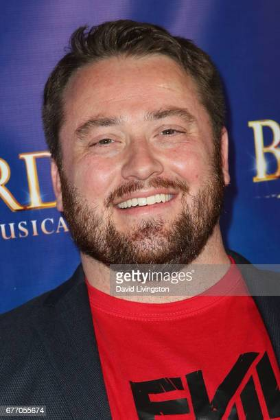 Actor Joe P Harris arrives at the premiere of 'The Bodyguard' at the Pantages Theatre on May 2 2017 in Hollywood California