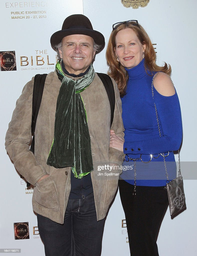 Actor <a gi-track='captionPersonalityLinkClicked' href=/galleries/search?phrase=Joe+Pantoliano&family=editorial&specificpeople=203313 ng-click='$event.stopPropagation()'>Joe Pantoliano</a> and guest attend 'The Bible Experience' Opening Night Gala at The Bible Experience on March 19, 2013 in New York City.