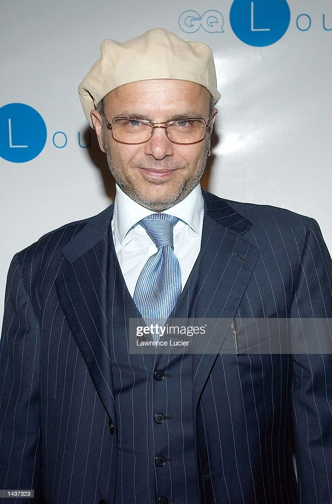 Actor Joe Pantoliano arrives at the launch of the book 'Who's Sorry Now' by Joe Pantoliano at the GQ Lounge September 28, 2002, in New York City.