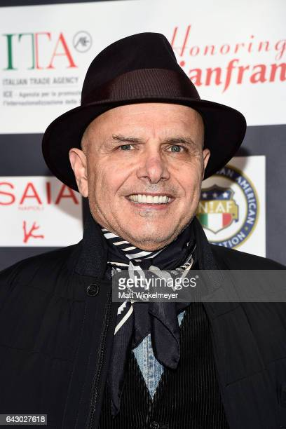 Actor Joe Pantoliano attends the 12th Edition of The Los Angeles Italia Film Fashion and Art Fest at TCL Chinese 6 Theatres on February 19 2017 in...