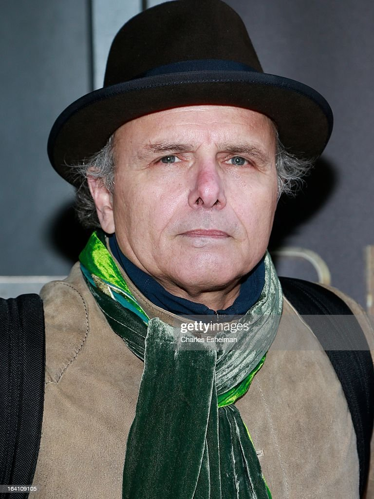 Actor Joe Pantoliano attends 'The Bible Experience' Opening Night Gala at The Bible Experience on March 19, 2013 in New York City.