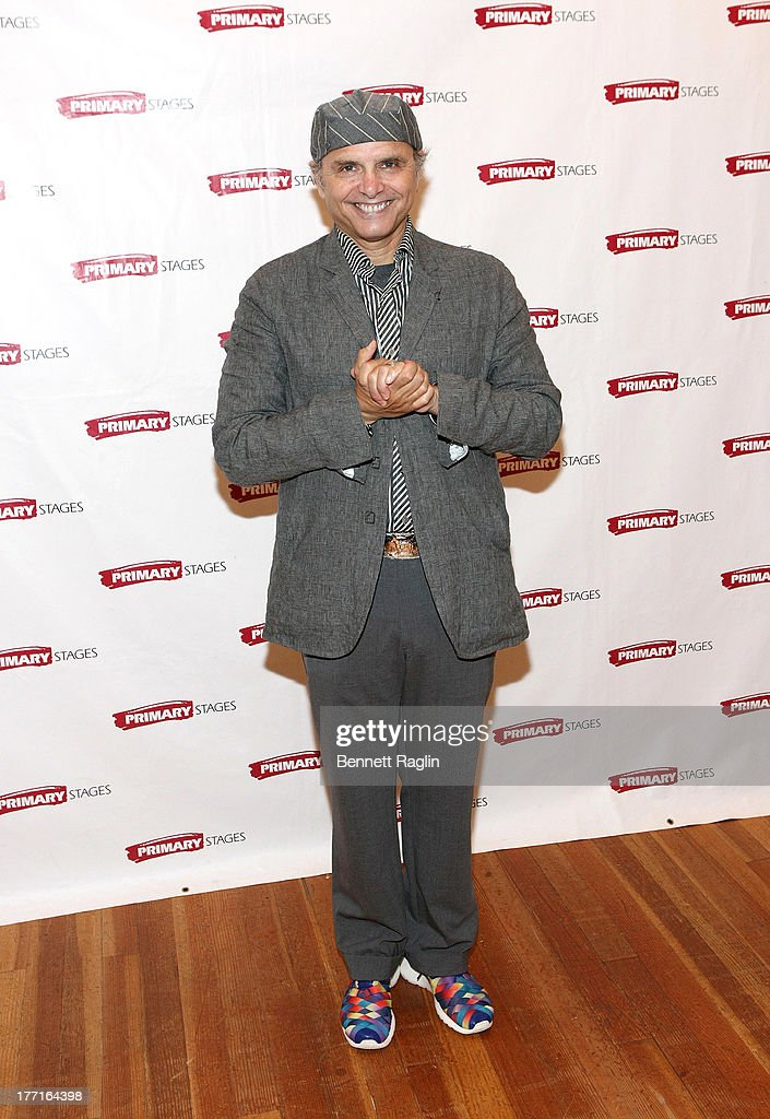 Actor <a gi-track='captionPersonalityLinkClicked' href=/galleries/search?phrase=Joe+Pantoliano&family=editorial&specificpeople=203313 ng-click='$event.stopPropagation()'>Joe Pantoliano</a> attends the cast meet and greet for the upcoming Off-Broadway production 'Bronx Bombers' at Playwrights Horizons Rehearsal Studios on August 21, 2013 in New York City.