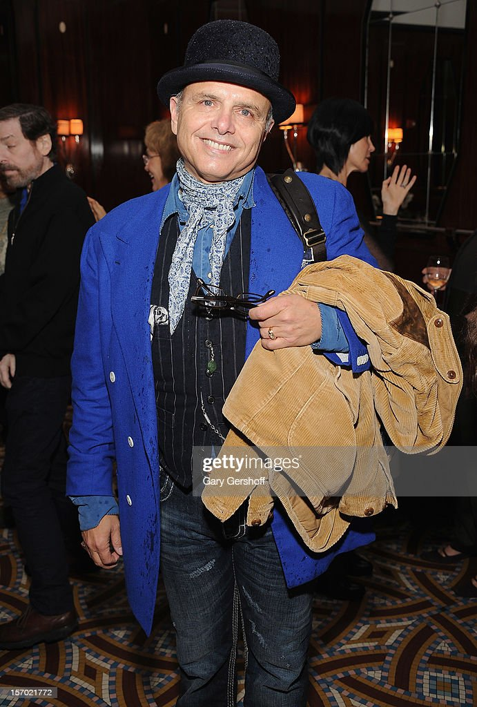 Actor Joe Pantoliano attends the 'Rust And Bone' Luncheon at Brasserie Ruhlmann on November 27, 2012 in New York City.