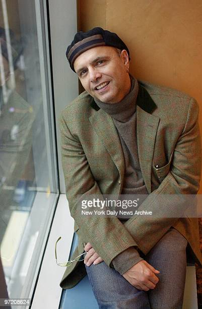 Actor Joe Pantoliano who's character on the hit show 'The Sopranos' was killedoff in a recent episode is alive and well at the HBO offices on Sixth...