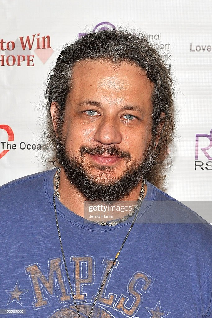 Actor Joe Reitman arrives at 'In To Win For Hope' No Limit Texas Hold'em Celebrity Charity Poker Tournament at Commerce Casino on October 6, 2012 in City of Commerce, California.