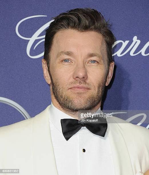 Actor Joel Edgerton arrives at the 28th Annual Palm Springs International Film Festival Film Awards Gala at Palm Springs Convention Center on January...