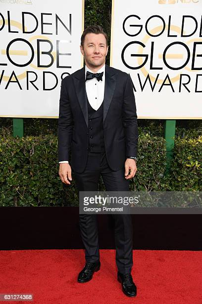 Actor Joel Edgerton attends the 74th Annual Golden Globe Awards held at The Beverly Hilton Hotel on January 8 2017 in Beverly Hills California