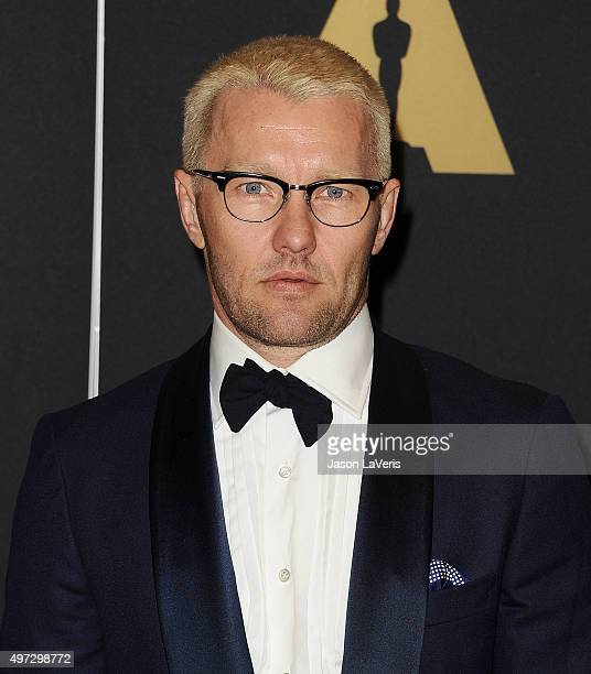 Actor Joel Edgerton attends the 7th annual Governors Awards at The Ray Dolby Ballroom at Hollywood Highland Center on November 14 2015 in Hollywood...