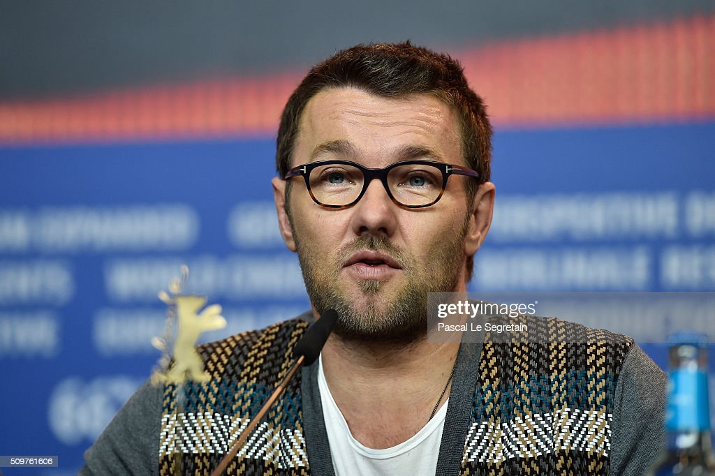 Actor <a gi-track='captionPersonalityLinkClicked' href=/galleries/search?phrase=Joel+Edgerton&family=editorial&specificpeople=211291 ng-click='$event.stopPropagation()'>Joel Edgerton</a> attends the 'Midnight Special' press conference during the 66th Berlinale International Film Festival Berlin at Grand Hyatt Hotel on February 12, 2016 in Berlin, Germany.