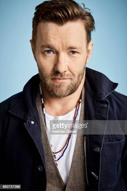 Actor Joel Edgerton from Bright is photographed for Entertainment Weekly Magazine on July 20 2017 at Comic Con in San Diego California PUBLISHED...