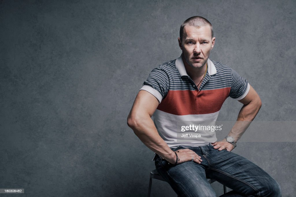 Actor Joel Edgerton is photographed at the Toronto Film Festival on September 10, 2013 in Toronto, Ontario.