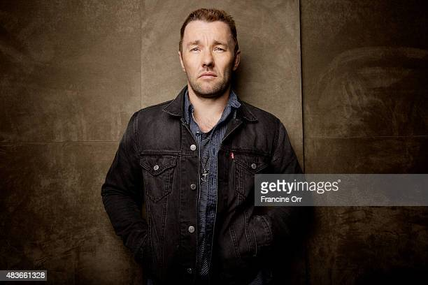 Actor Joel Edgerton is photographed for Los Angeles Times on June 22 2015 in Los Angeles California PUBLISHED IMAGE CREDIT MUST READ Francine Orr/Los...