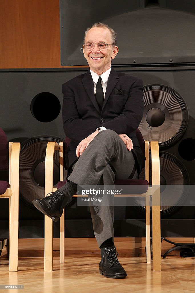 Actor <a gi-track='captionPersonalityLinkClicked' href=/galleries/search?phrase=Joel+Grey&family=editorial&specificpeople=215297 ng-click='$event.stopPropagation()'>Joel Grey</a> at the 'Cabaret' Washington DC Screening honoring <a gi-track='captionPersonalityLinkClicked' href=/galleries/search?phrase=Joel+Grey&family=editorial&specificpeople=215297 ng-click='$event.stopPropagation()'>Joel Grey</a> at Smithsonian National Museum Of American History on February 22, 2013 in Washington, DC.