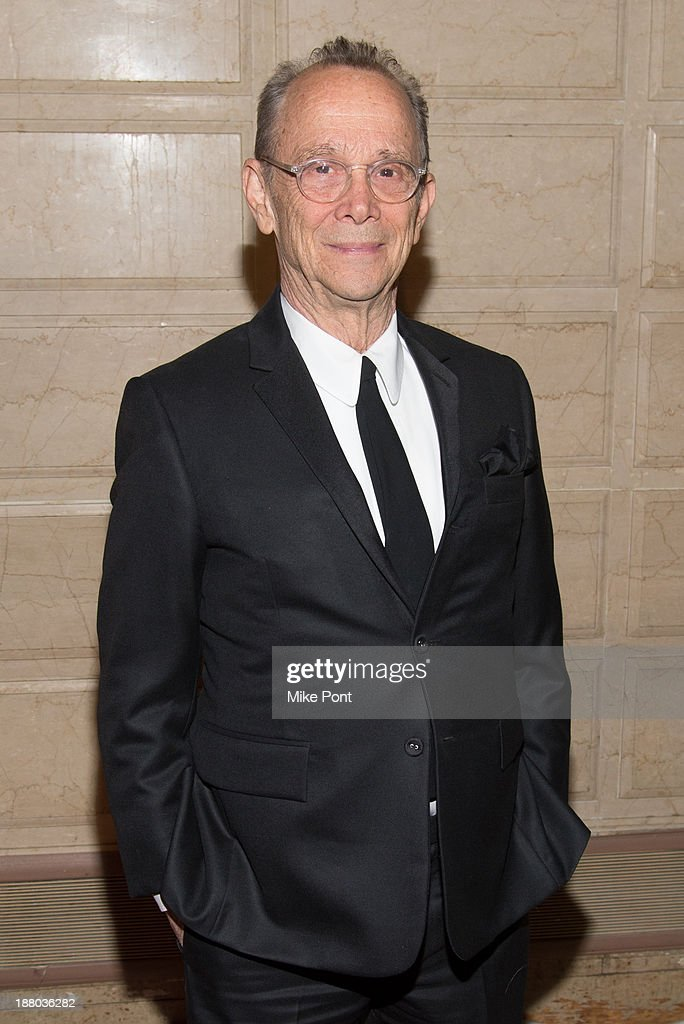 Actor <a gi-track='captionPersonalityLinkClicked' href=/galleries/search?phrase=Joel+Grey&family=editorial&specificpeople=215297 ng-click='$event.stopPropagation()'>Joel Grey</a> attends the 20th New York Landmarks Conservancy's Living Landmarks Ceremony at The Plaza Hotel on November 14, 2013 in New York City.