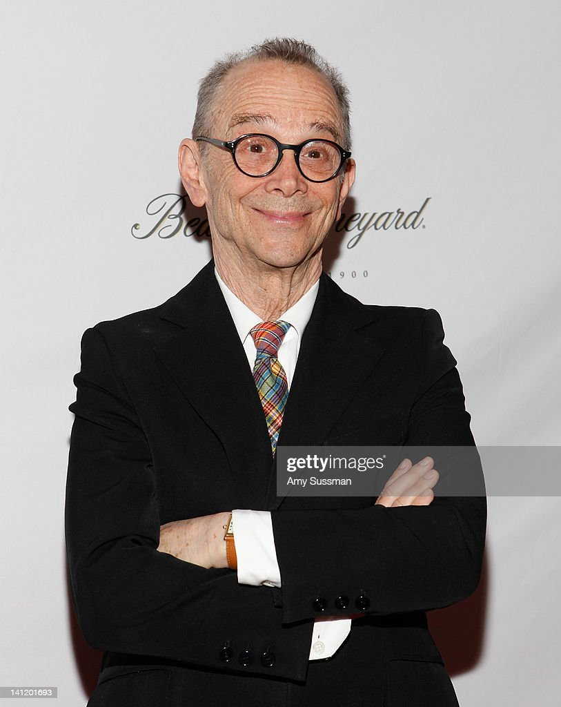 Actor <a gi-track='captionPersonalityLinkClicked' href=/galleries/search?phrase=Joel+Grey&family=editorial&specificpeople=215297 ng-click='$event.stopPropagation()'>Joel Grey</a> attends The Roundabout Theatre 2012 Spring Gala 'From Screen to Stage' dinner and auction at the Hammerstein Ballroom on March 12, 2012 in New York City.