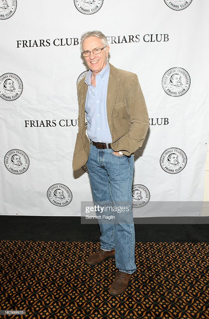 Actor Joel Higgins attends So You Think You Can Roast? at the New York Friars Club on March 1, 2013 in New York City.