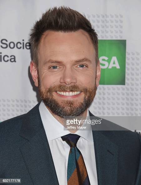Actor Joel McHale arrives at the 2017 Annual Artios Awards at The Beverly Hilton Hotel on January 19 2017 in Beverly Hills California
