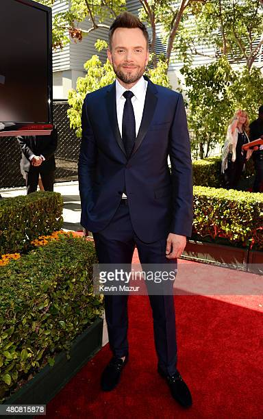 Actor Joel McHale attends The 2015 ESPYS at Microsoft Theater on July 15 2015 in Los Angeles California