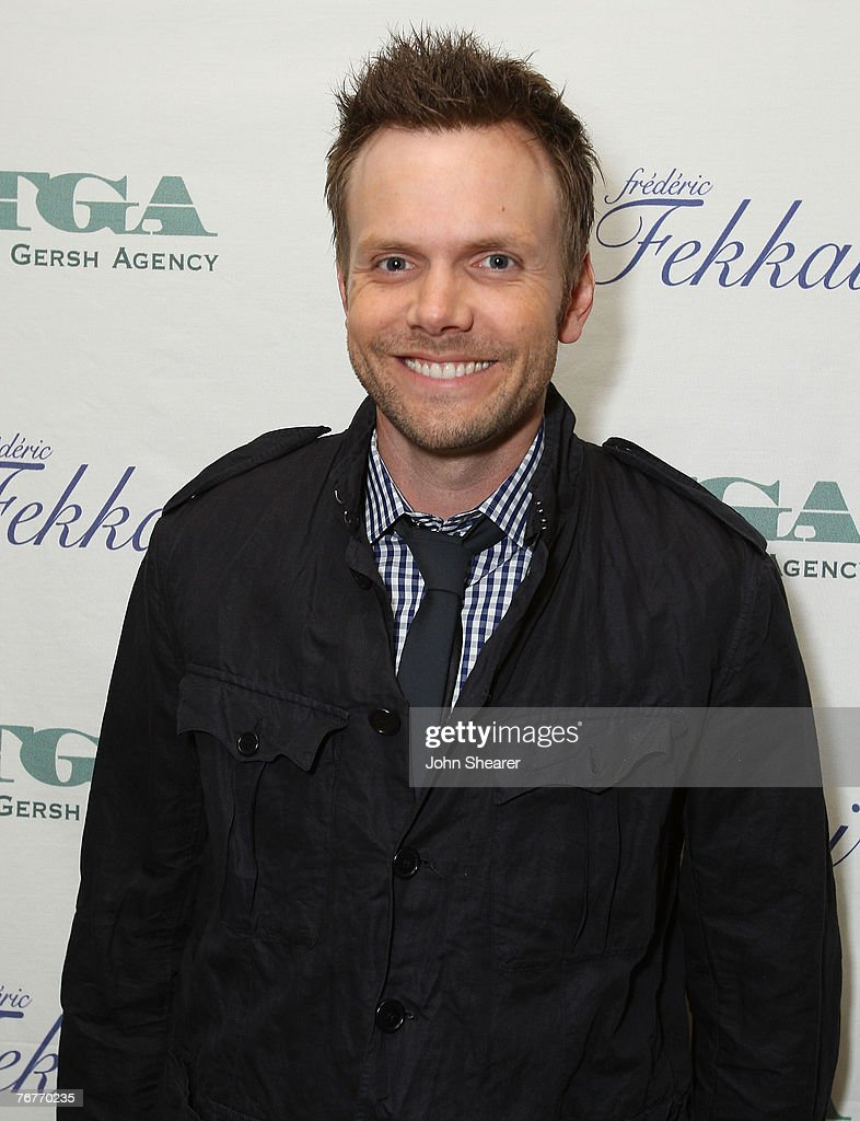 Actor Joel McHale attends The Gersh Agency EMMY Party w/Special Guest Frederic Fekkai held at The Terrace at Sunset Tower Hotel on September 14, 2007 in LosAngeles, California.