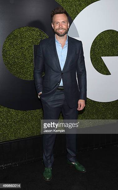 Actor Joel McHale attends the GQ 20th Anniversary Men Of The Year Party at Chateau Marmont on December 3 2015 in Los Angeles California