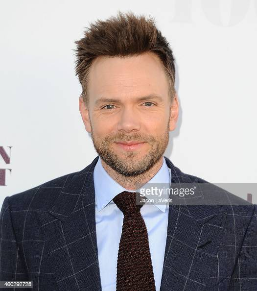 Actor Joel McHale attends the Hollywood Reporter's Women In Entertainment breakfast at Milk Studios on December 10 2014 in Los Angeles California