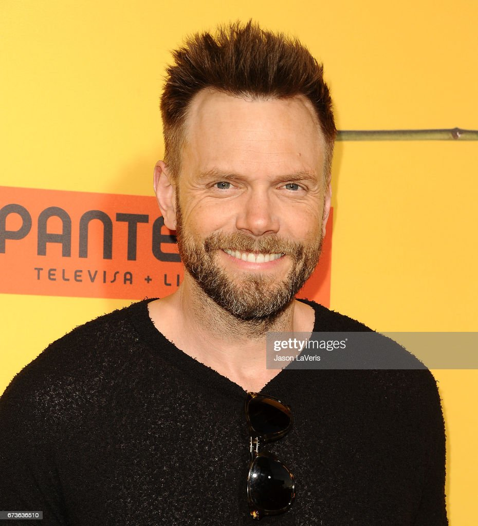 Actor Joel Mchale Attends The Premiere Of 'how To Be A Latin Lover' At '