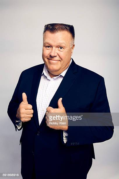 Actor Joel McKinnon Miller from FOX's 'Brooklyn NineNine' poses for a portrait at the FOX Summer TCA Press Tour at Soho House on August 9 2016 in Los...
