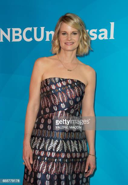 Actor Joelle Carter of 'Chicago Justice' arrives at the NBC Universal Summer Press Day at the Beverly Hilton on March 20 Beverly Hills California /...