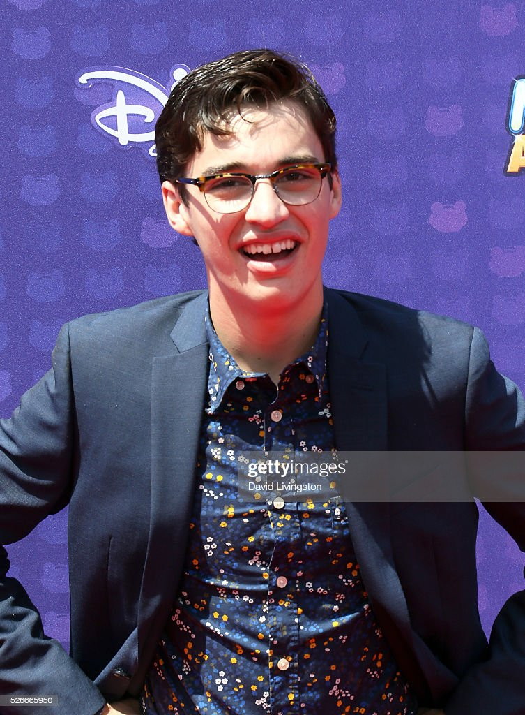 Actor Joey Bragg attends the 2016 Radio Disney Music Awards at Microsoft Theater on April 30, 2016 in Los Angeles, California.