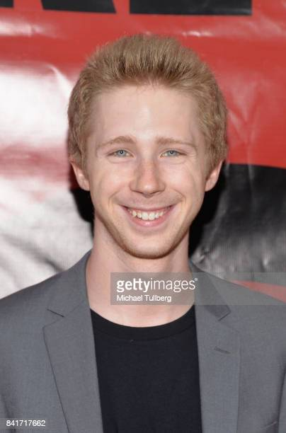 Actor Joey Luthman attends the premiere of HT Pictures' 'Mike Boy' at Laemmle Music Hall on September 1 2017 in Beverly Hills California