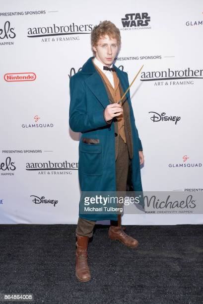 Actor Joey Luthman attends the Starlight Children's Foundation's Dream Halloween at The MacArthur on October 21 2017 in Los Angeles California