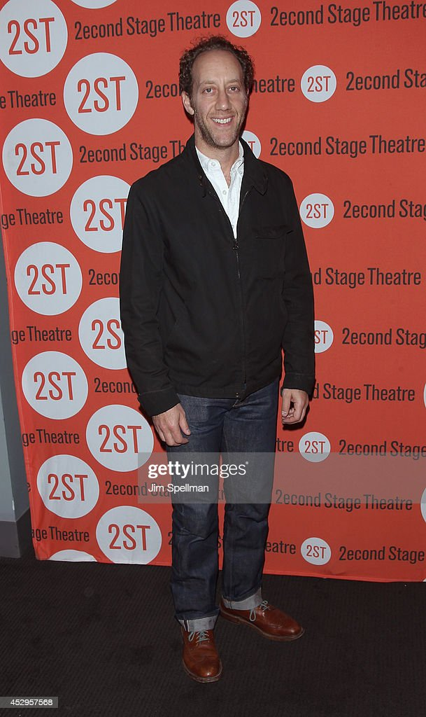 Actor Joey Slotnick attends the 'Sex With Strangers' Opening Night after party at Four at Yotel on July 30, 2014 in New York City.