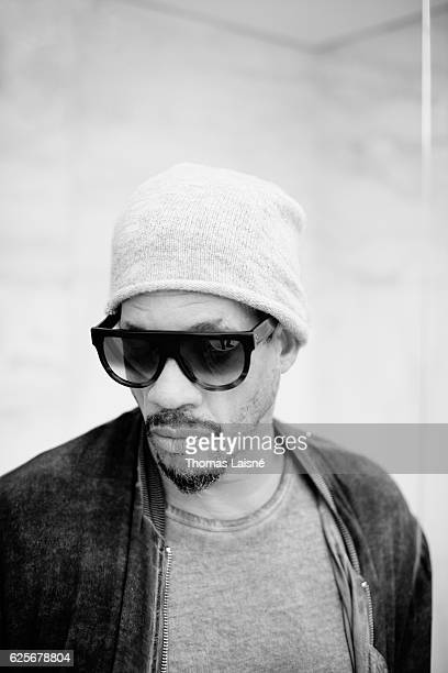 Actor Joey Starr is photographed for Self Assignment on October 3 2016 in Paris France