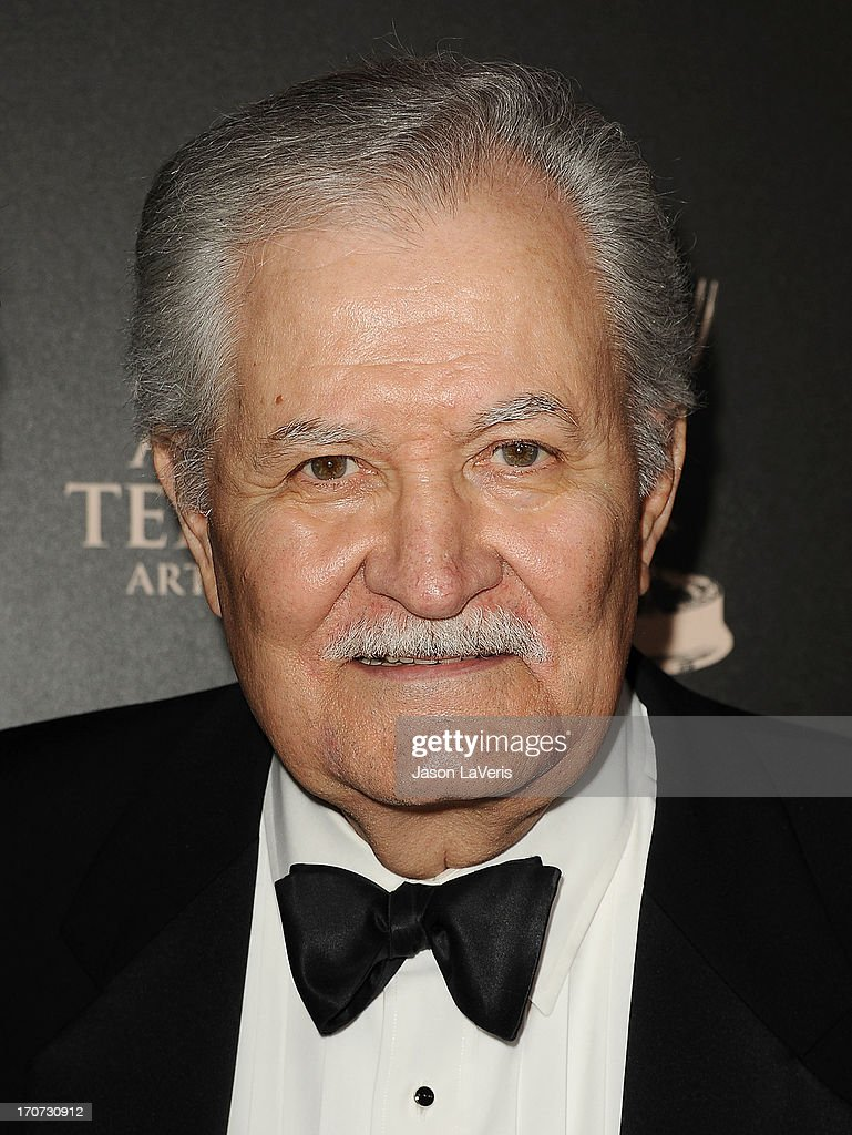 Actor <a gi-track='captionPersonalityLinkClicked' href=/galleries/search?phrase=John+Aniston&family=editorial&specificpeople=621637 ng-click='$event.stopPropagation()'>John Aniston</a> attends the 40th annual Daytime Emmy Awards at The Beverly Hilton Hotel on June 16, 2013 in Beverly Hills, California.
