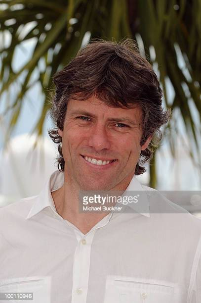 Actor John Bishop attend the 'Route Irish' Photocall at the Palais des Festivals during the 63rd Annual Cannes Film Festival on May 21 2010 in Cannes...