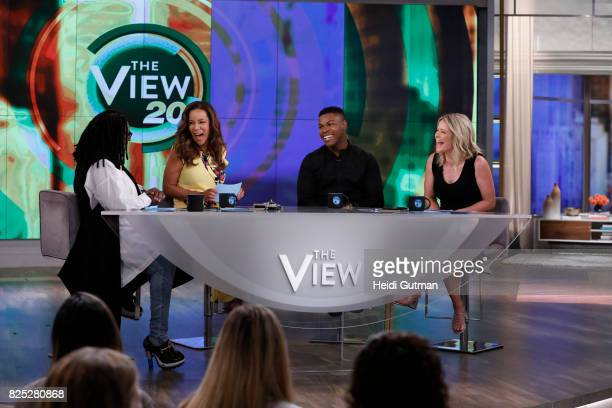 THE VIEW Actor John Boyega and former cohost of 'The View' RavenSymoné are today's guests 'The View' airs MondayFriday on the ABC Television Network...