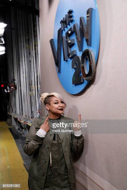 THE VIEW Actor John Boyega and former cohost of 'The View' RavenSymoné are today's guests 'The View' airs MondayFriday on the ABC Television Network