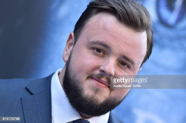 Actor John Bradley arrives at the premiere of HBO's 'Game Of Thrones' Season 7 at Walt Disney Concert Hall on July 12 2017 in Los Angeles California