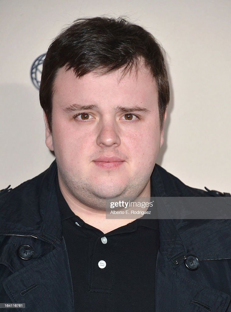 Actor John Bradley attends The Academy of Television Arts & Sciences' Presents An Evening With 'Game of Thrones' at TCL Chinese Theatre on March 19, 2013 in Hollywood, California.