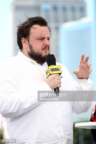 Actor John Bradley attends the IMDb Yacht at San Diego ComicCon 2016 Day One at The IMDb Yacht on July 21 2016 in San Diego California