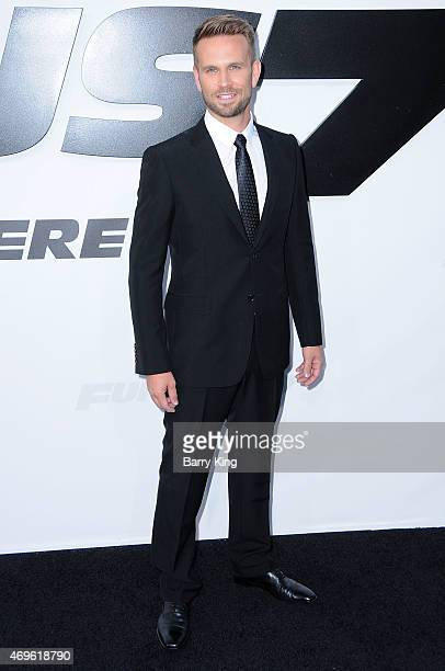Actor John Brotherton arrives at the Los Angeles Premiere 'Furious 7' at TCL Chinese Theatre IMAX on April 1 2015 in Hollywood California