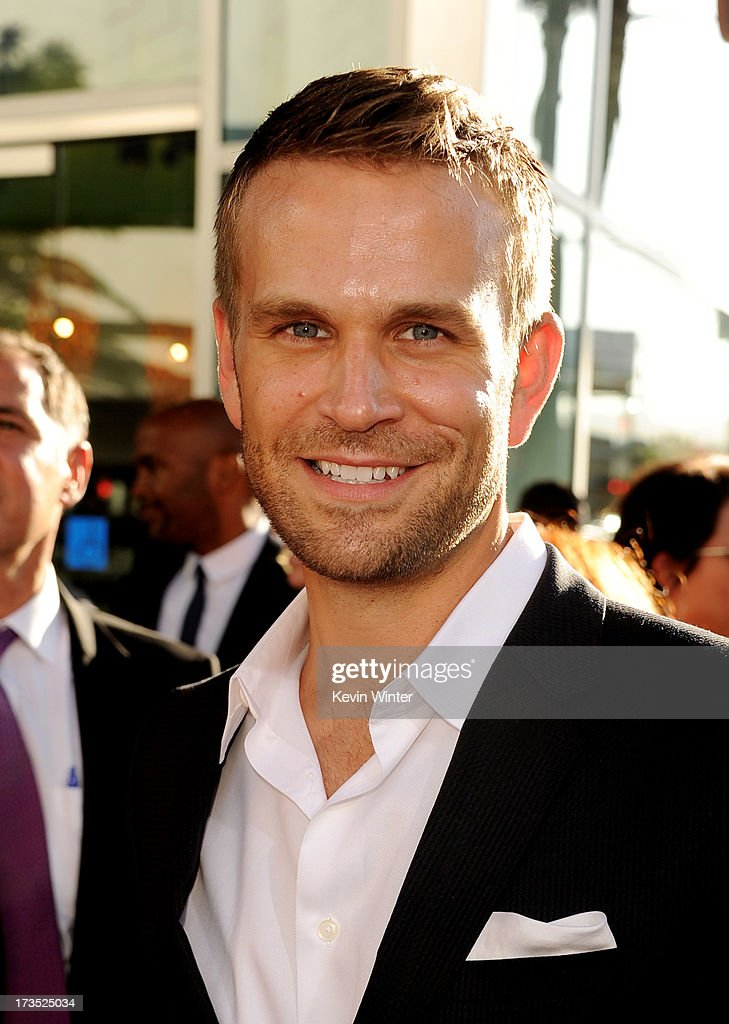 Actor John Brotherton arrives at the premiere of Warner Bros. 'The Conjuring' at the Cinerama Dome on July 15, 2013 in Los Angeles, California.