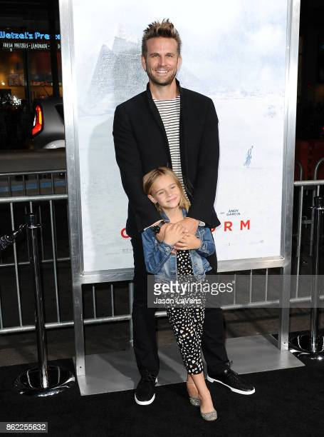 Actor John Brotherton attends the premiere of 'Geostorm' at TCL Chinese Theatre on October 16 2017 in Hollywood California