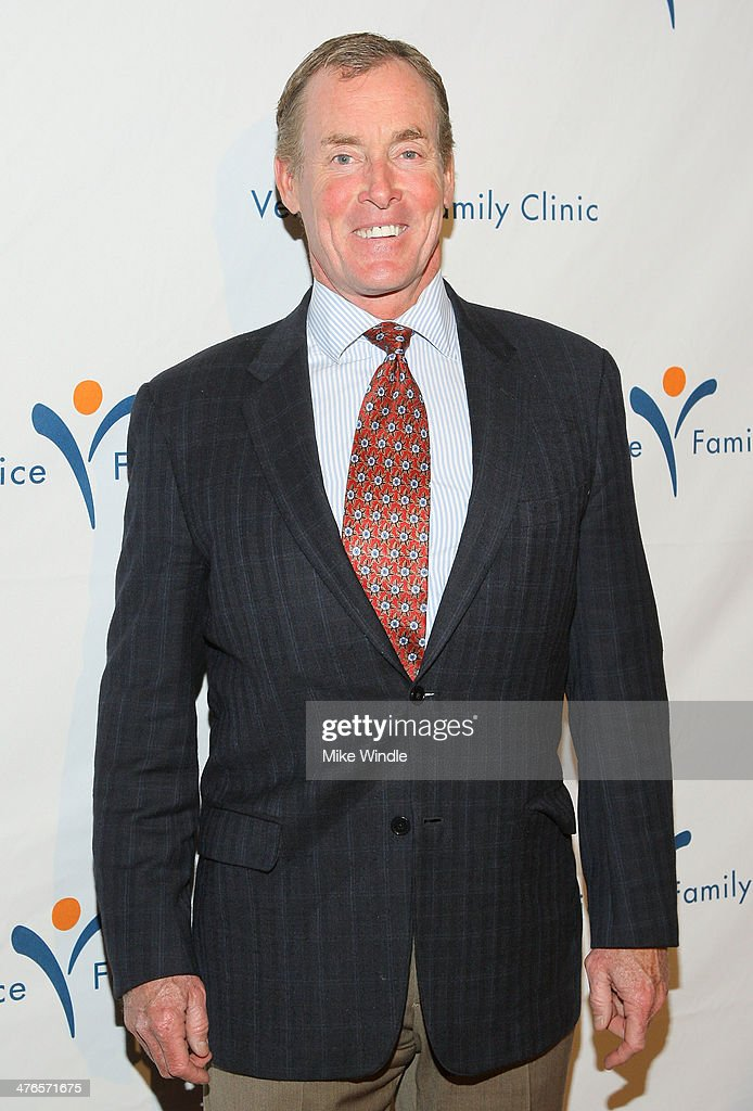 Actor <a gi-track='captionPersonalityLinkClicked' href=/galleries/search?phrase=John+C.+McGinley&family=editorial&specificpeople=227007 ng-click='$event.stopPropagation()'>John C. McGinley</a> attends the Venice Family Clinic's 32nd Annual Silver Circle Gala held at The Beverly Hilton Hotel on March 3, 2014 in Beverly Hills, California.