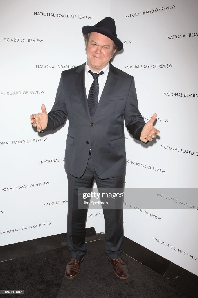 Actor <a gi-track='captionPersonalityLinkClicked' href=/galleries/search?phrase=John+C.+Reilly&family=editorial&specificpeople=210786 ng-click='$event.stopPropagation()'>John C. Reilly</a> attends the 2013 National Board Of Review Awards Gala at Cipriani Wall Street on January 8, 2013 in New York City.